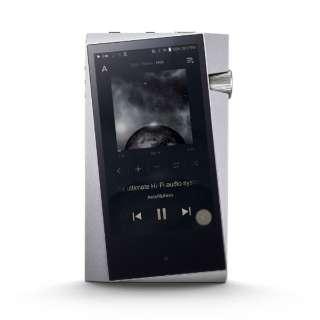 ハイレゾポータブルプレーヤー A&norma SR25 Moon Silver AK-SR25-MS [64GB /ハイレゾ対応 ]