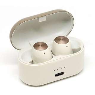 フルワイヤレスイヤホン NOB-FALCON-W ホワイト [リモコン・マイク対応 /ワイヤレス(左右分離) /Bluetooth]