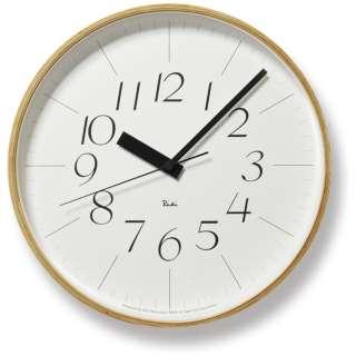 Riki clock RC 01 [denhajidojushinkinoyu]
