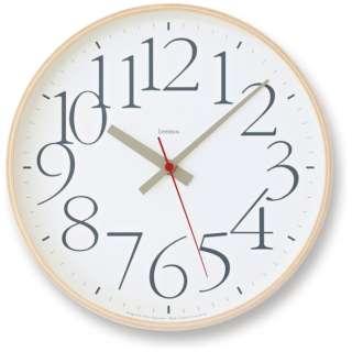 A Y clock white