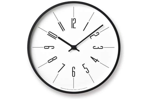 タカタレムノス「時計台の時計 アラビックL」KK1713A(電波時計)