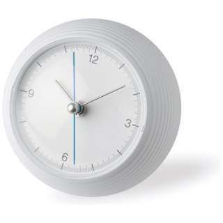 Ground clock white