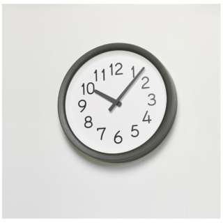 Day today clock black
