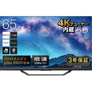 液晶テレビ 65U85F [65V型 /4K対応 /YouTube対応]