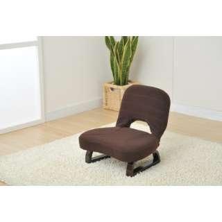 あぐら座椅子 YAMAZEN DBR AGR-45
