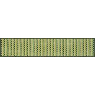 い草キッチンマット ドロップGN 43×240cm