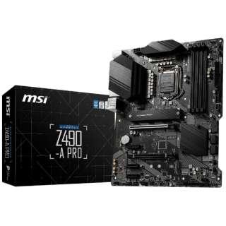 マザーボード Z490-A PRO [ATX /LGA1200]
