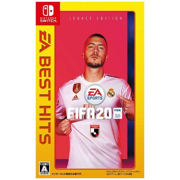 EA BEST HITS FIFA 20 Legacy Edition 【Switch】