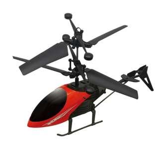 赤外線ヘリコプタージャイロファルコン3 レッド