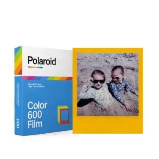Color Film For 600 Color Frames 6015 [8枚 /1パック]