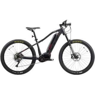 【eバイク】 27.5型 電動アシスト自転車 XM2(マットチャコールブラック/22段変速) BE-EWM240【2020年モデル】 【組立商品につき返品不可】