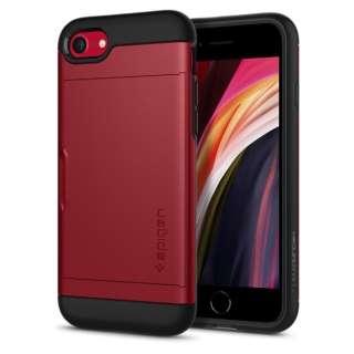 iPhone SE(第2世代)/8/7 Slim Armor CS Red