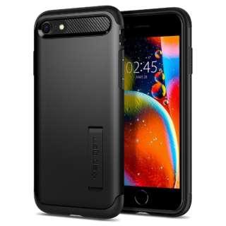 iPhone SE(第2世代)/8/7 Slim Armor Black