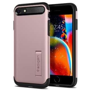 iPhone SE(第2世代)/8/7 Slim Armor Rose Gold