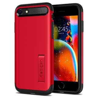 iPhone SE(第2世代)/8/7 Slim Armor Red
