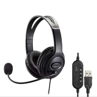 ヘッドセット GDC-HDSET06 [φ3.5mmミニプラグ /両耳 /ヘッドバンドタイプ]