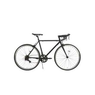 700×25C ロードバイク canter キャンター(ブラック/外装14段変速)RIPSTOP RSHR-01 canter 50559 【組立商品につき返品不可】