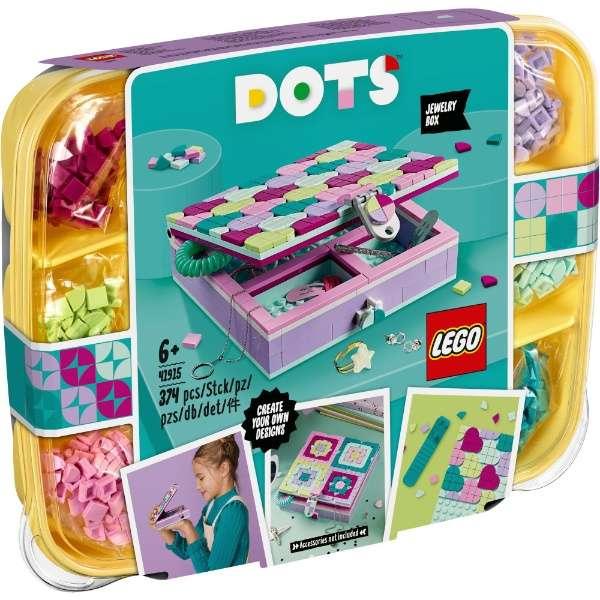 レゴ(LEGO) ドッツ DOTS スイートジュエリーボックス 41915