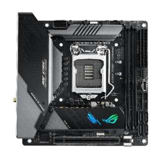 ゲーミングマザーボード ROG STRIX Z490-I GAMING [MiniITX /LGA1200]