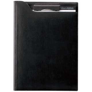 ツァイトベクター クリップファイル A4 サイズ ブラック ZVF654B