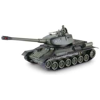RC ワールドバトルタンク(赤外線バトルシステム搭載) ロシア T-34型(27MHz) 【発売日以降のお届け】