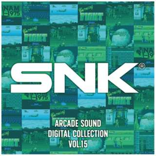 (ゲーム・ミュージック)/ SNK ARCADE SOUND DIGITAL COLLECTION Vol.15 【CD】