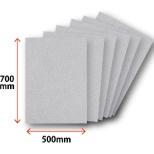 大きくかける水書き用紙500×700mm 6枚入 KN37-56