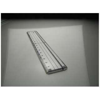 直線定規18cm SN-032N