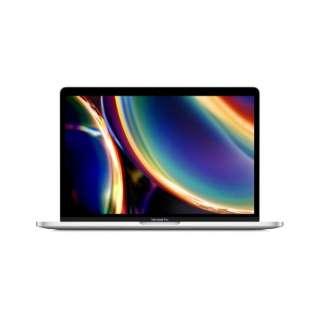 MacBookPro 13インチ Touch Bar搭載モデル[2020年/SSD 512GB/メモリ 8GB/ 第8世代の1.4GHzクアッドコアIntel Core i5プロセッサ ]シルバー MXK72J/A