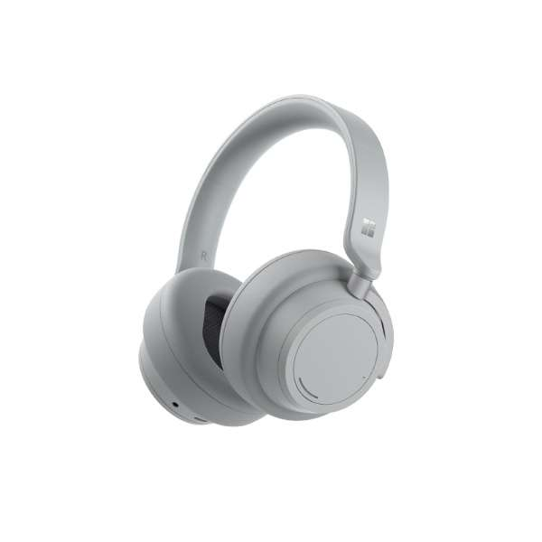 ヘッドセット Surface Headphones 2 ライトグレー QXL-00007 [ワイヤレス(Bluetooth)+有線 /両耳 /ヘッドバンドタイプ]