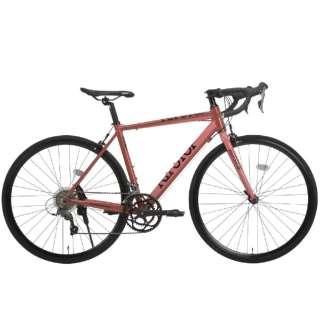 700x23C型 ロードバイク RIPSTOP RSAR-01 gallop ギャロップ(レッド/外装16段変速) 50565【2020年モデル】 【組立商品につき返品不可】