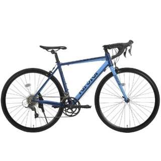 700x23C型 ロードバイク RIPSTOP RSAR-01 gallop ギャロップ(ブルー/外装16段変速) 50564【2020年モデル】 【組立商品につき返品不可】