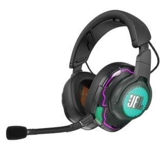 ゲーミングヘッドセット Quantum ONE ブラック [φ3.5mmミニプラグ+USB /両耳 /ヘッドバンドタイプ]