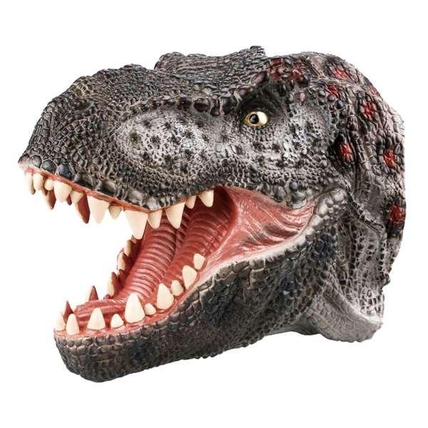KNC-01 恐竜ハンドパペット ティラノサウルス カワダ KAWADA 通販 ...