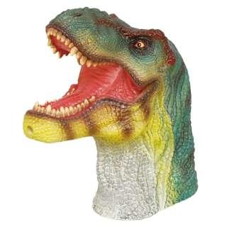 KNC-04 恐竜ハンドパペット ティラノサウルス(音声付き)