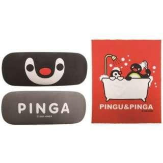 ピングー クロス付きメガネケース(ピンガ)PNGM-018