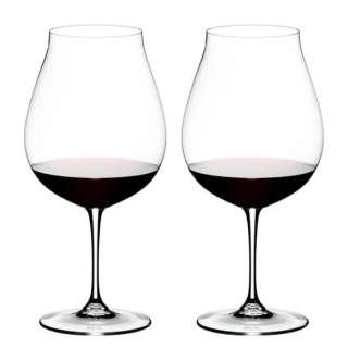 [正規品] リーデル ヴィノム ニューワールド・ピノ・ノワール 2脚入り 6416/16【ワイングラス】 [800ml]