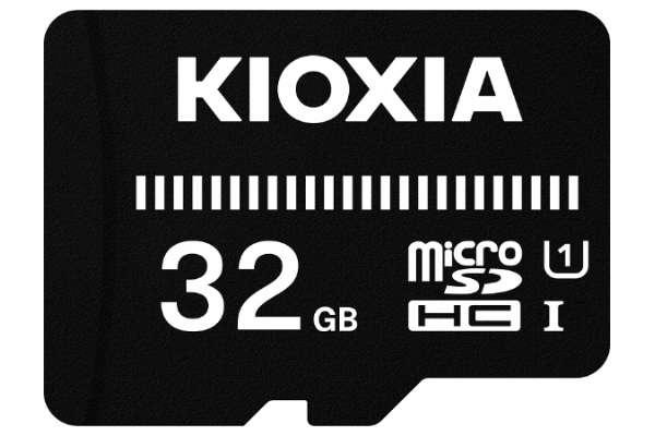 キオクシア「EXCERIA BASIC」KMUB-A032G(32GB)