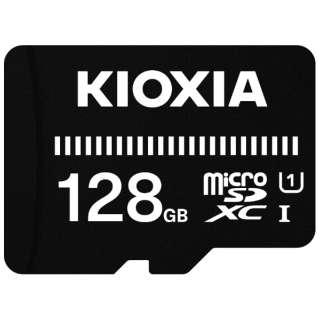 microSDXCカード UHS-I EXCERIA BASIC KMUB-A128G [128GB /Class10]