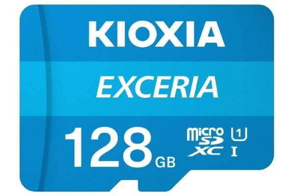 キオクシア「EXCERIA」KMU-A128G(128GB)