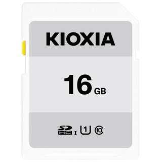 SDHCカード UHS-I EXCERIA BASIC KSDB-A016G [16GB /Class10]