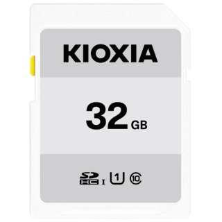 SDHCカード UHS-I EXCERIA BASIC KSDB-A032G [32GB /Class10]