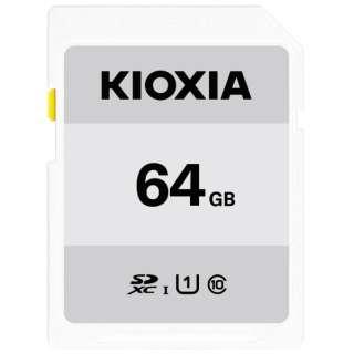 SDXCカード UHS-I EXCERIA BASIC KSDB-A064G [64GB /Class10]