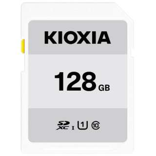 SDXCカード UHS-I EXCERIA BASIC KSDB-A128G [128GB /Class10]