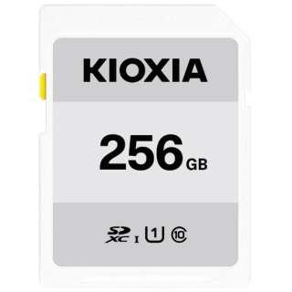 SDXCカード UHS-I EXCERIA BASIC KSDB-A256G [256GB /Class10]