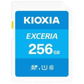 SDXCカード UHS-I EXCERIA KSDU-A256G [256GB /Class10]