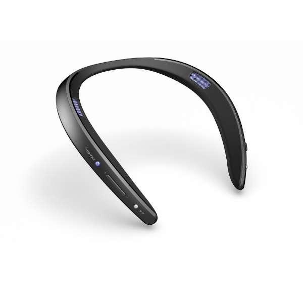 ネックスピーカー AQUOSサウンドパートナー ブラック AN-SS2-B [Bluetooth対応]