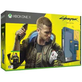 Xbox One X サイバーパンク2077 リミテッド エディション Microsoft FMP-00259