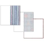 和紙包みno.1(紺) 351119