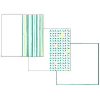 和紙包みno.2(緑) 351120